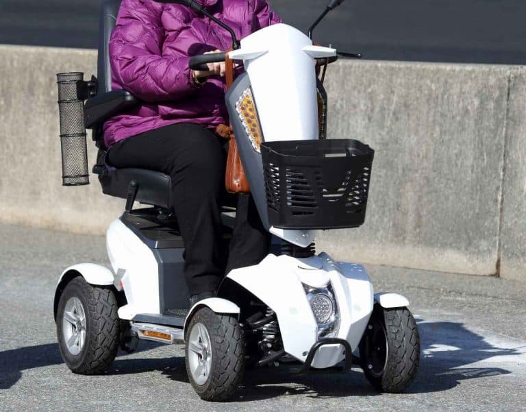 Best all-terrain mobility scooter