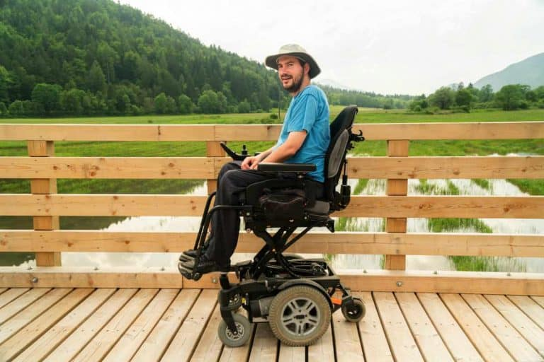 Best elevating seat power wheelchair