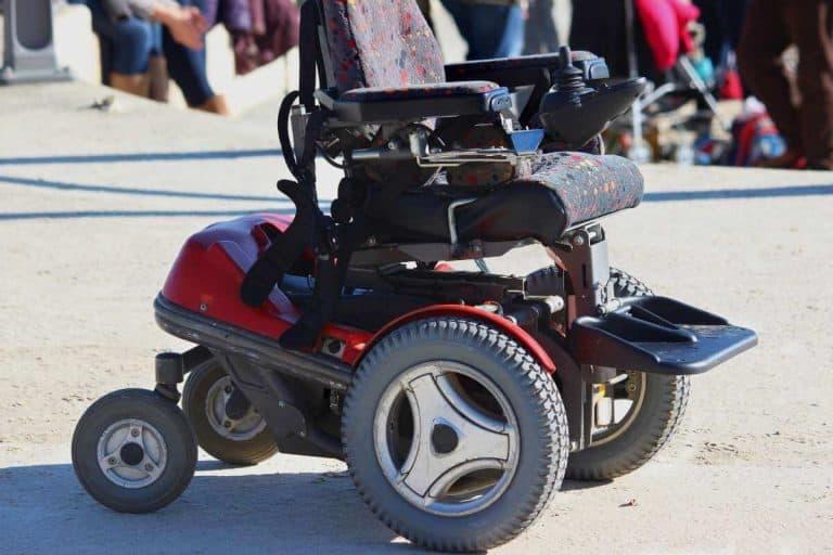 Best heavy-duty powered wheelchair