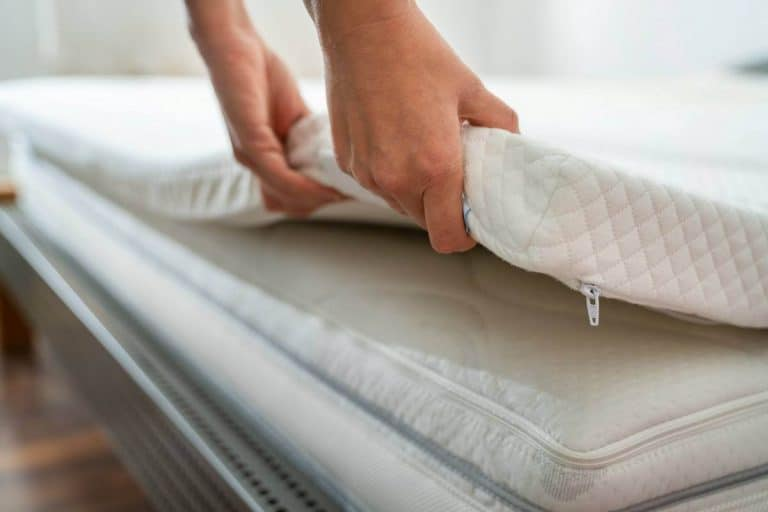 best mattress toppers for back and hip pain