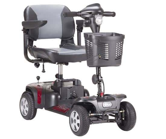 Drive Medical Phoenix heavy duty mobility scooter