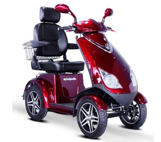 e-wheels 72-heavy duty mobility scooter
