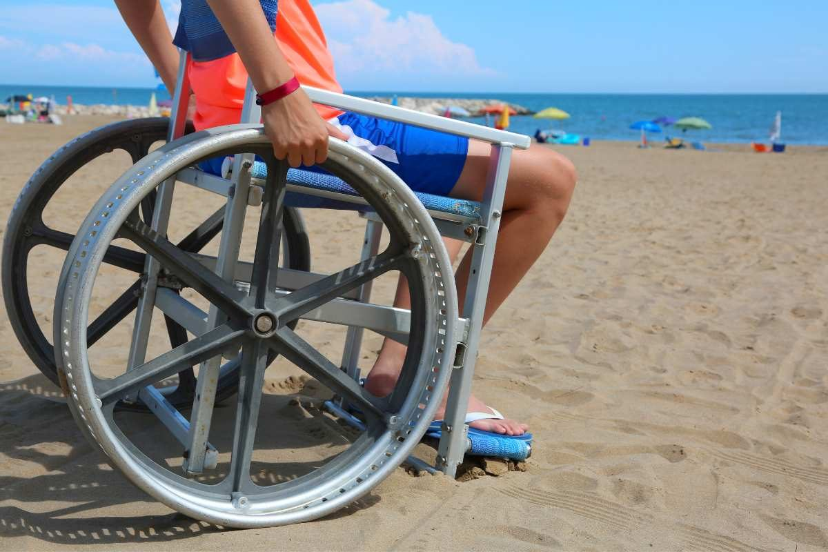 Best beach wheelchairs