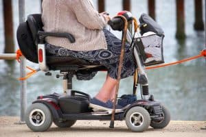 How to get a free mobility scooter or powerchair