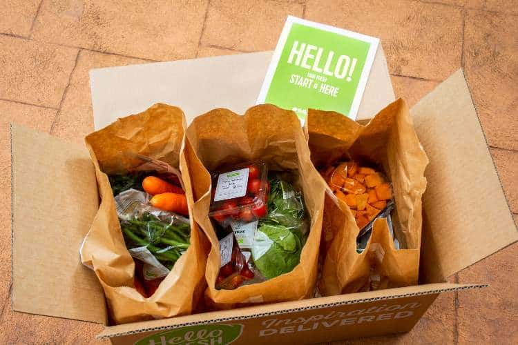Hellofresh meal kits for seniors