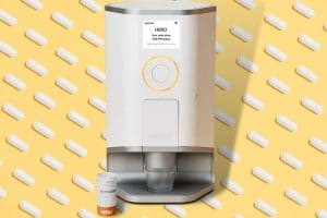 Hero automatic medication dispenser review