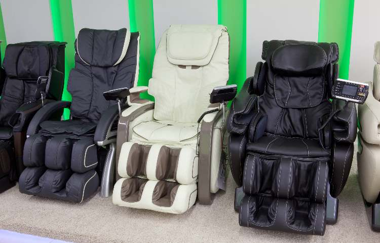 Massage chairs for seniors