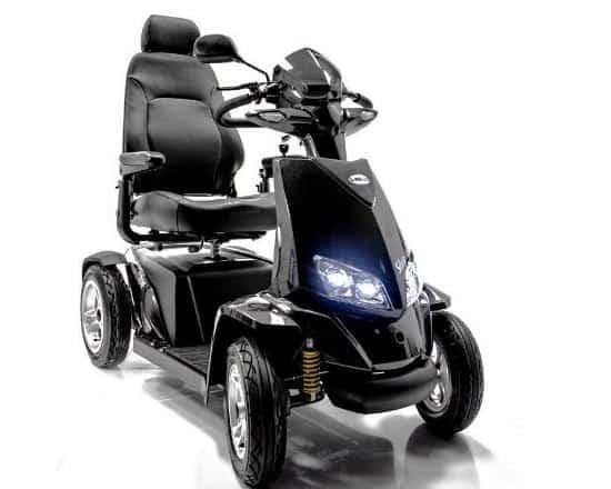 Merits Silverado a-S941L bariatric mobility scooter