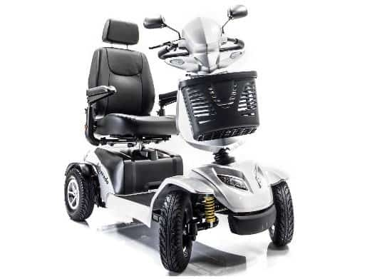 Merits Silverado S941A mobility scooter