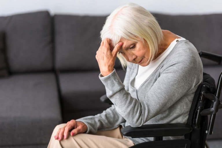 Senior loneliness - causes and ways to combat It