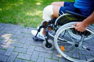 How to use a manual wheelchair safely guide