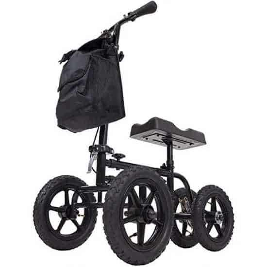 Vive Health all-terrain knee scooter