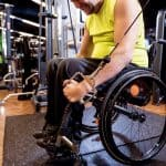 Exercising for wheelchair users